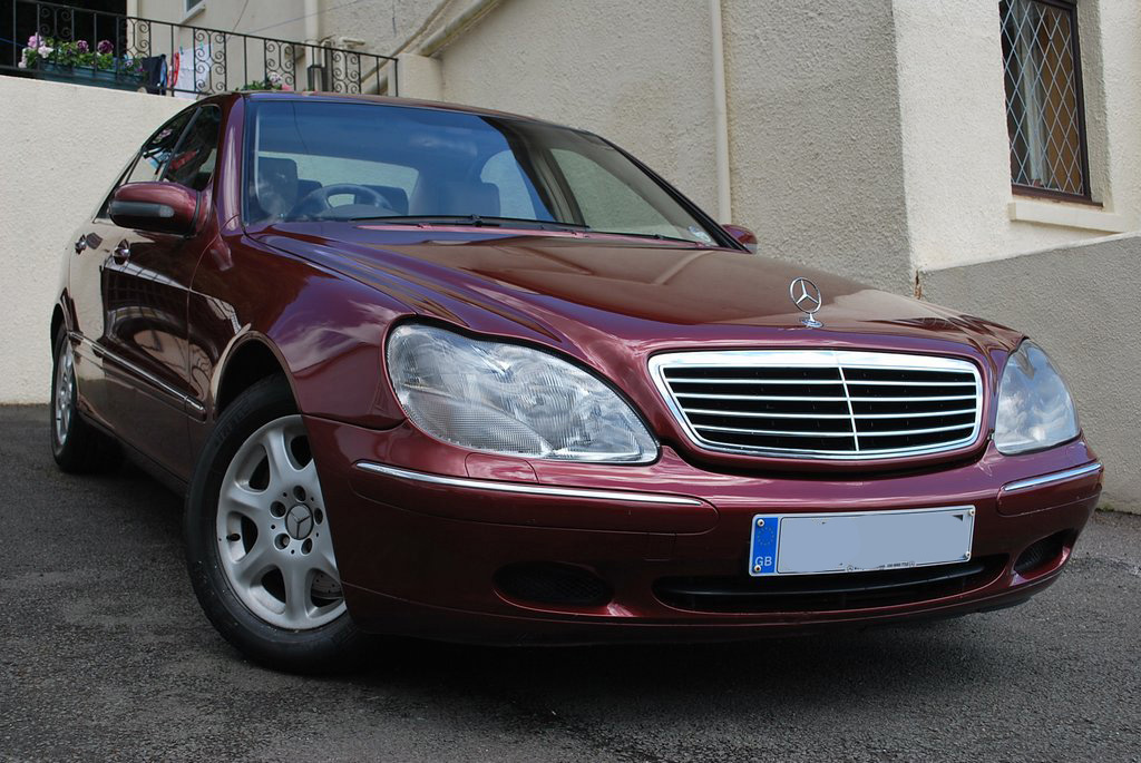 Mercedes benz s class s320 cdi 3 2 diesel no reserve ebay for 2001 mercedes benz s500 specs